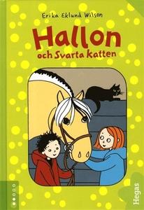 Hallon och Svarta katten (e-bok) av Erika Eklun