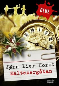 Maltesergåtan. CLUE 2 (e-bok) av Jørn Lier Hors