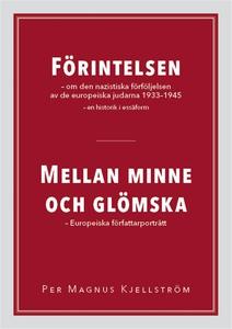 FÖRINTELSEN – om den nazistiska förföljelsen av