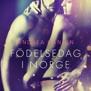 Födelsedag i Norge - erotisk novell (ljudbok) a