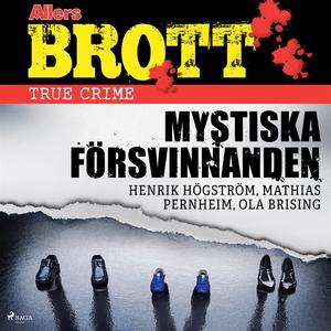 Mystiska försvinnanden (ljudbok) av Ola Brising