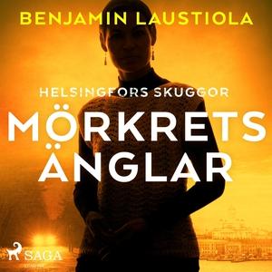 Mörkrets änglar (ljudbok) av Benjamin Laustiola