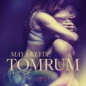 Tomrum - erotisk novell