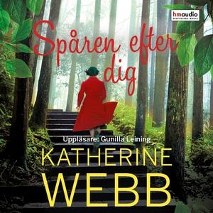Spåren efter dig (ljudbok) av Katherine Webb