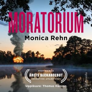 Moratorium (ljudbok) av Monica Rehn