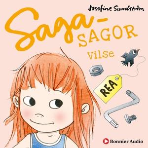 Vilse (ljudbok) av Josefine Sundström