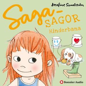 Hinderbana (ljudbok) av Josefine Sundström