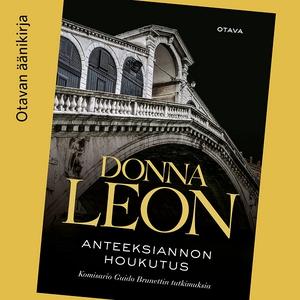 Anteeksiannon houkutus (ljudbok) av Donna Leon