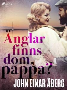 Änglar finns dom, pappa? (e-bok) av John Einar