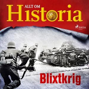 Blixtkrig (ljudbok) av Allt om Historia