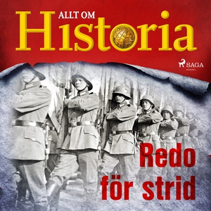 Redo för strid (ljudbok) av Allt om Historia