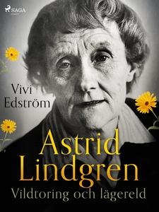 Astrid Lindgren: Vildtoring och lägereld (e-bok