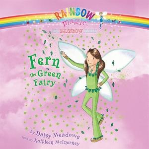 Rainbow Magic: Fern the Green Fairy (ljudbok) a