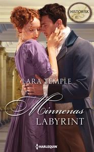 Minnenas labyrint (e-bok) av Lara Temple