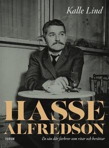 Hasse Alfredson : En sån där farbror som ritar