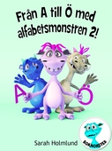 Från A till Ö med alfabetsmonstren 2!
