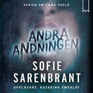 Andra andningen (ljudbok) av Sofie Sarenbrant