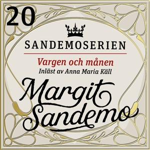 Vargen och månen (ljudbok) av Margit Sandemo