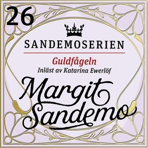Guldfågeln (ljudbok) av Margit Sandemo