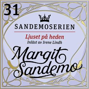 Ljuset på heden (ljudbok) av Margit Sandemo