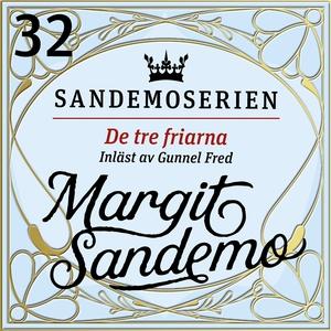 De tre friarna (ljudbok) av Margit Sandemo