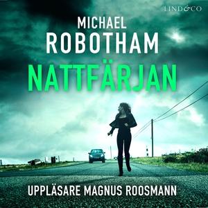 Nattfärjan (ljudbok) av Michael Robotham