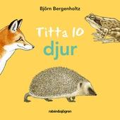 Titta 10 djur