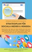 Strategiplan för sociala medier och hemsida