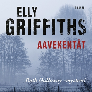 Aavekentät (ljudbok) av Elly Griffiths