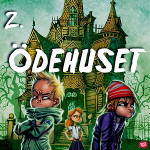 Ödehuset (ljudbok) av Ewa Christina Johansson
