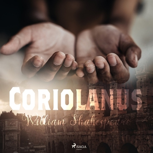 Coriolanus (ljudbok) av William Shakespeare