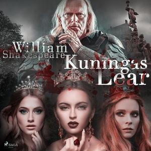 Kuningas Lear (ljudbok) av William Shakespeare