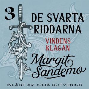 Vindens klagan (ljudbok) av Margit Sandemo