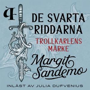 Trollkarlens märke (ljudbok) av Margit Sandemo