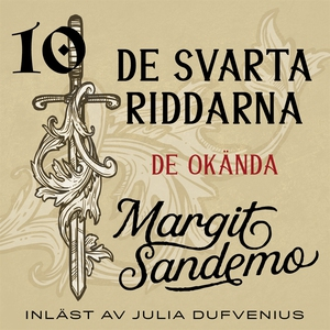 De okända (ljudbok) av Margit Sandemo