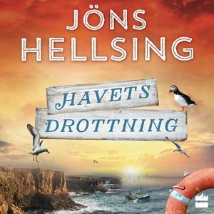 Havets drottning (ljudbok) av Jöns Hellsing