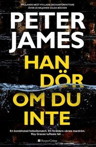 Han dör om du inte (e-bok) av Peter James