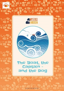 The Boat, the Captain - and the Dog (e-bok) av