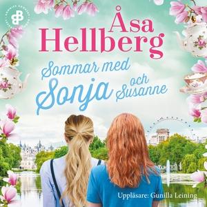 Sommar med Sonja och Susanne (ljudbok) av Åsa H
