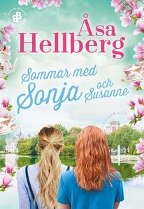 Sommar med Sonja och Susanne (e-bok) av Åsa Hel