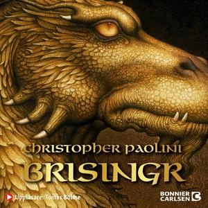 Brisingr (ljudbok) av Christopher Paolini
