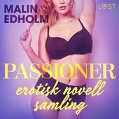 Passioner - en erotisk novellsamling av Malin Edholm