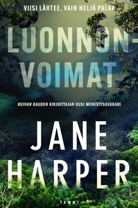 Luonnonvoimat (e-bok) av Jane Harper