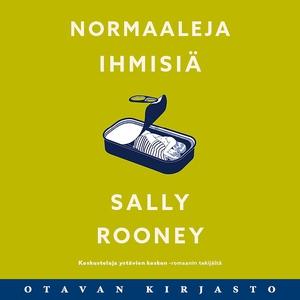 Normaaleja ihmisiä (ljudbok) av Sally Rooney