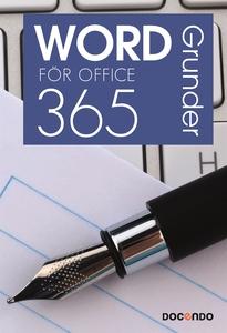 Word för Office 365 Grunder (e-bok) av Eva Anse