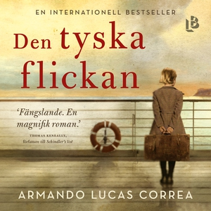 Den tyska flickan (ljudbok) av Armando Lucas Co