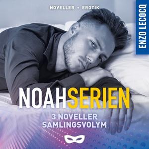 Enzo Lecocq: Noahserien 3 noveller Samlingsvoly
