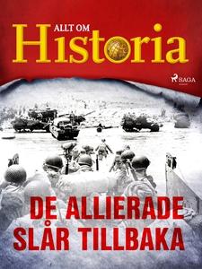 De allierade slår tillbaka (e-bok) av Allt om H