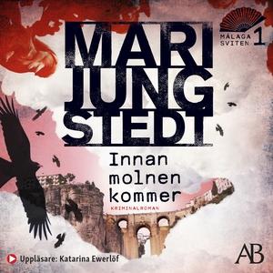 Innan molnen kommer (ljudbok) av Mari Jungstedt