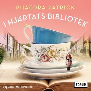 I hjärtats bibliotek (ljudbok) av Phaedra Patri